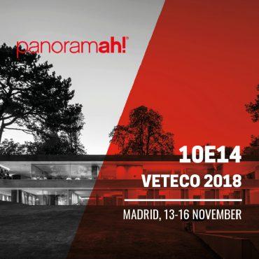 PANORAMAH! NA VETECO 2018